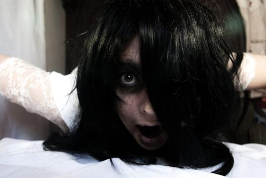 The Grudge by CAziiBuNi