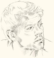 Misha. Sketch by Alex-Soler