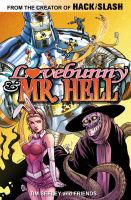 Lovebunny Mr. Hell cov color by ColtNoble