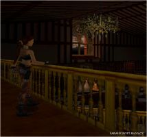Evening in a Hall by Charlie-of-LHCblog