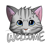 Welcome Kitty by Animalible