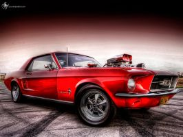 Ford Mustang by powerspiders