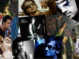 Tribute to Atif Aslam by bogas04