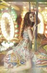 Fairground Waltz by larafairie