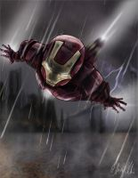 Ironman by andychhi