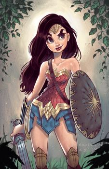 Wonder Woman ! by chrissie-zullo