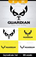 Guardian - Logo Template by doghead