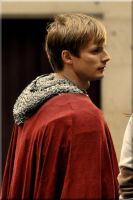 Pierrefonds Sept. 2012 - Arthur Pendragon by MorgainePendragon
