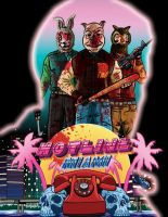 Hotline Miami by nickini