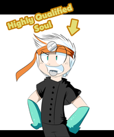 Highly Qualified Soul by SmilehKitteh