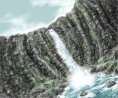 cachoeira by thurZ