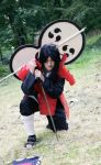 Cosplay Uchiha Madara 346 by NakagoinKuto