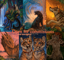 Open for commissions (read description) by FlashW