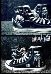 Johnny Chucks by bloodcult