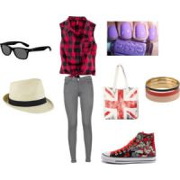 My girl outfit for Liam Payne by Toadettesupahfan18