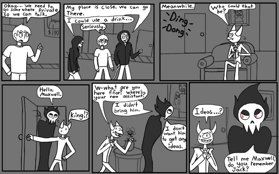 Dolst Comic 9 by theamazingLynk