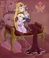 .:Once Upon A Time:. by Lady-Zelda-of-Hyrule