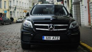 Mercedes-Benz GL63 Brabus Widestar by ShadowPhotography