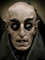 Nosferatu sculpt, another shot by PeterGabrielMurphy