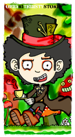 my take on mad hatter by thirsty-stone