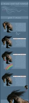 Mane and Tail Tutorial: Part I by candid-crocodiles