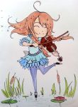 Dancing On Water - Lindsey Stirling by smilingturtle