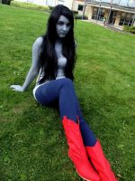 Marceline the Vampire Queen. by shadowed93
