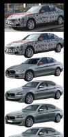 BMW 3 series_F30 vision_WIPS by yasiddesign