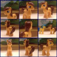 Tracer Custom Pony by RhythmicEssence