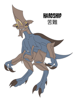 The Pacific Rim - HARDSHIP by Daizua123