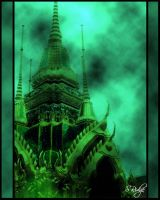 Emerald Castle by sridge