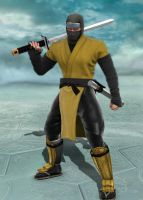 Scorpion Soul Calibur V CAS by ACZCipher