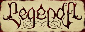 Legenda Logo by JIStone