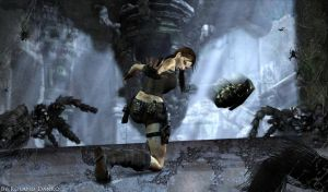 Lara Croft - Xibalba by Roli29