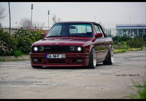 BMW E-30 Alpina - 1 by rugzoo