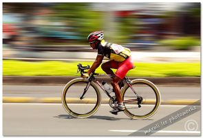 Bicycle panning -1- by Maruli786