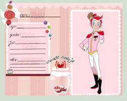 Sweet Groove: Sweets App: Piper by pianobelt0