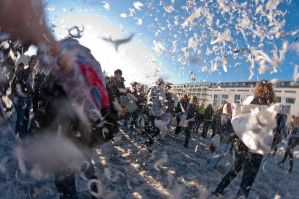 Berlin pillow fight 2011 - 29 by Egg-Salad