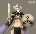 Aegislash Female by Reef1600