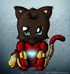 Iron Kitty by das-Diddy