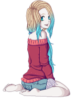 Risa .::Pixel::. by Colliwooble