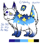 -Stars inside us- Crybaby Auction 3 OPEN by Girryy