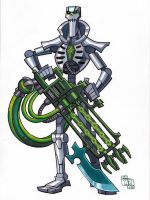 Necron Immortal by Chad73