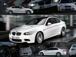 2008 BMW M3 Animated Wallpaper by FordGT