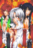 DGM It's gettin' hot by Shiita