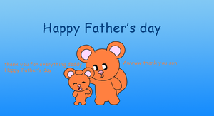 happy father's day 2012 by efilvega
