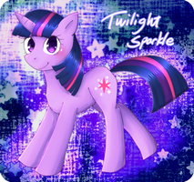 Twilight Sparkle by divided-s