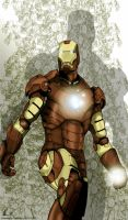 IRON MAN by angelgaby