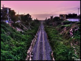 The Endless Journey by Rameez-K