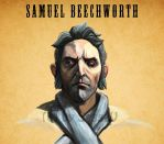 Dishonored Samuel by SessaV